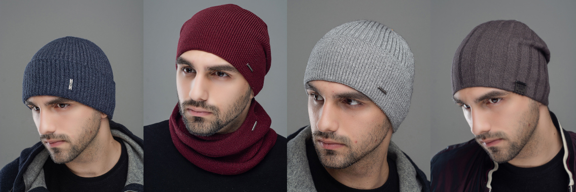 Новая Коллекция Мужских Шапок LEKS JOLIE 2020