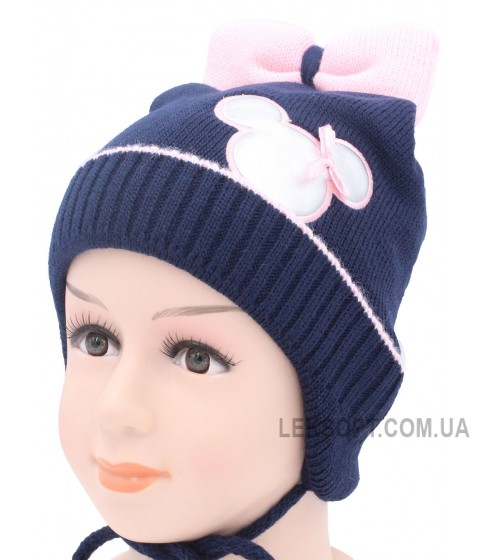 Детская вязаная шапка D42826-46-50