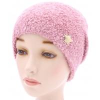 Детская вязаная шапка Эльза D43125-48-52
