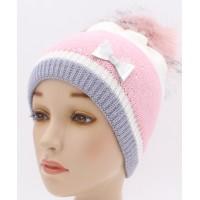Детская вязаная шапка D45527-48-52