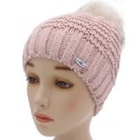 Детская вязаная шапка Оливия W23530-52-56
