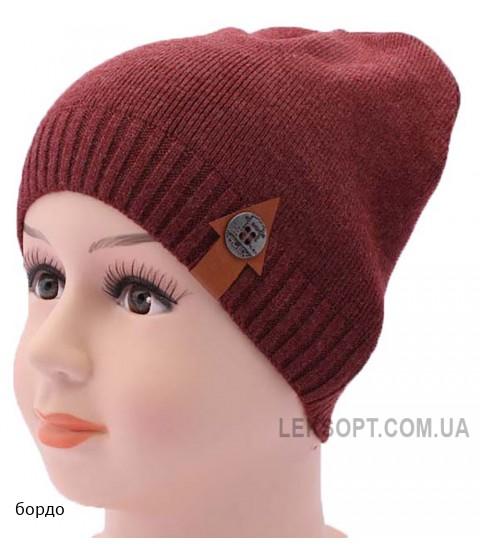 Детская вязаная шапка Стрела DV1619-48-52