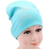 Детская трикотажная шапка Париж