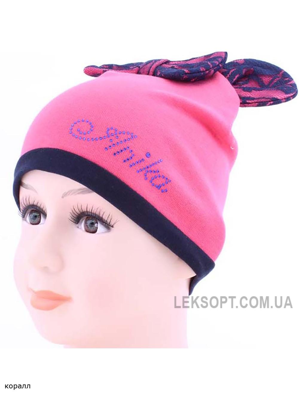 Детская трикотажная шапка Anika