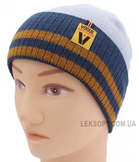 Детская вязаная шапка 119416-54-58