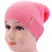 Детская вязаная шапка BVA01010-46-50
