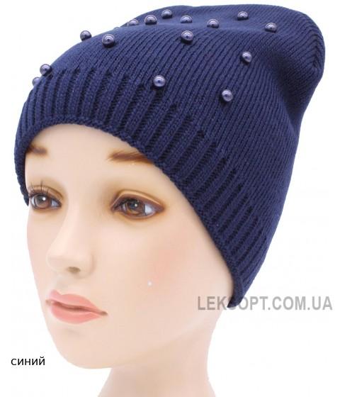 Детская вязаная шапка Наоми D55332-48-52