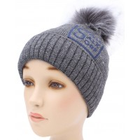 Детская вязаная шапка Стиль D56032-48-52