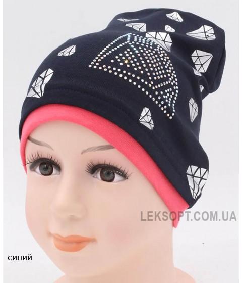 Детская трикотажная шапка Бриллиант