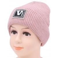 Детская вязаная шапка Валя BVW-32-50-54