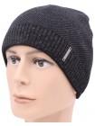 Детская вязаная шапка N37-12-54-56