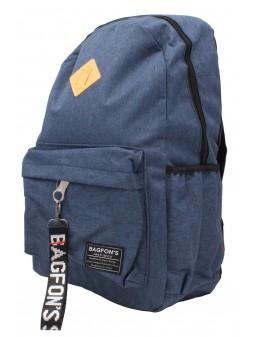 Рюкзак унисекс Bagfons 30х43х16 - Ba-715-63