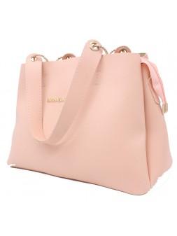 Женская модельная сумка Michael Kors кожзам 32х22х13 - Mi111-114