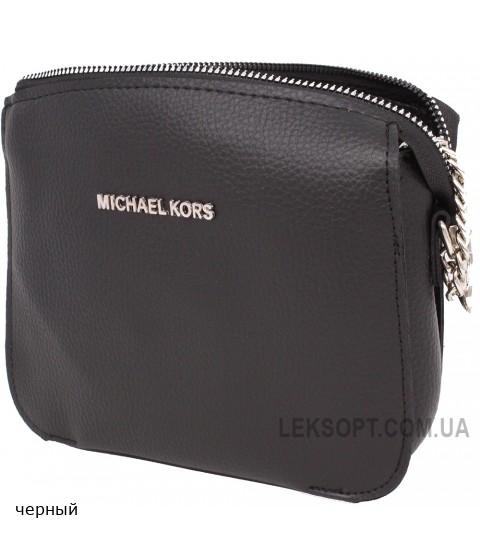 Женская модельная сумка Michael Kors кожзам 23х19х11 - Mi101-100