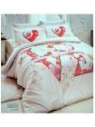 Комплект постельного белья Halley 3D Ranforce №11272