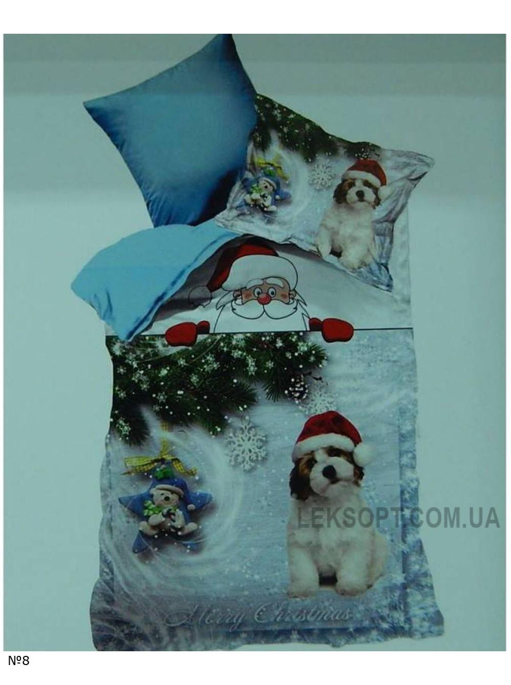 Комплект постельного белья Laura Bella 3D ranfors bebek №12289
