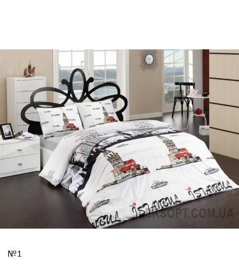 Комплект постельного белья Arya Ранфорс Istanbul №9966