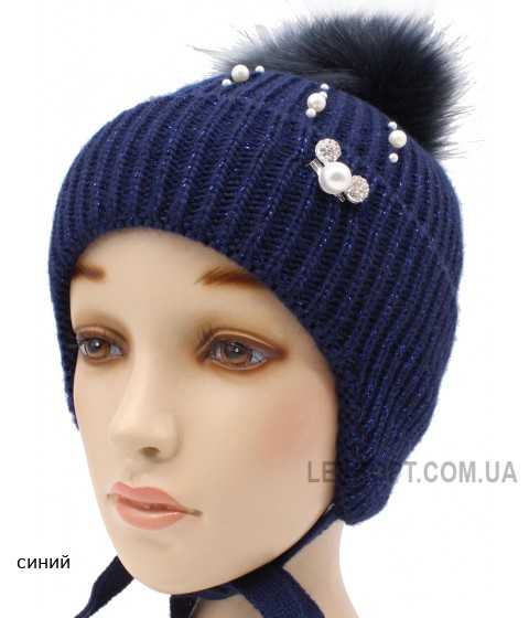 Детская вязаная шапка SD31285-52-54 Боня