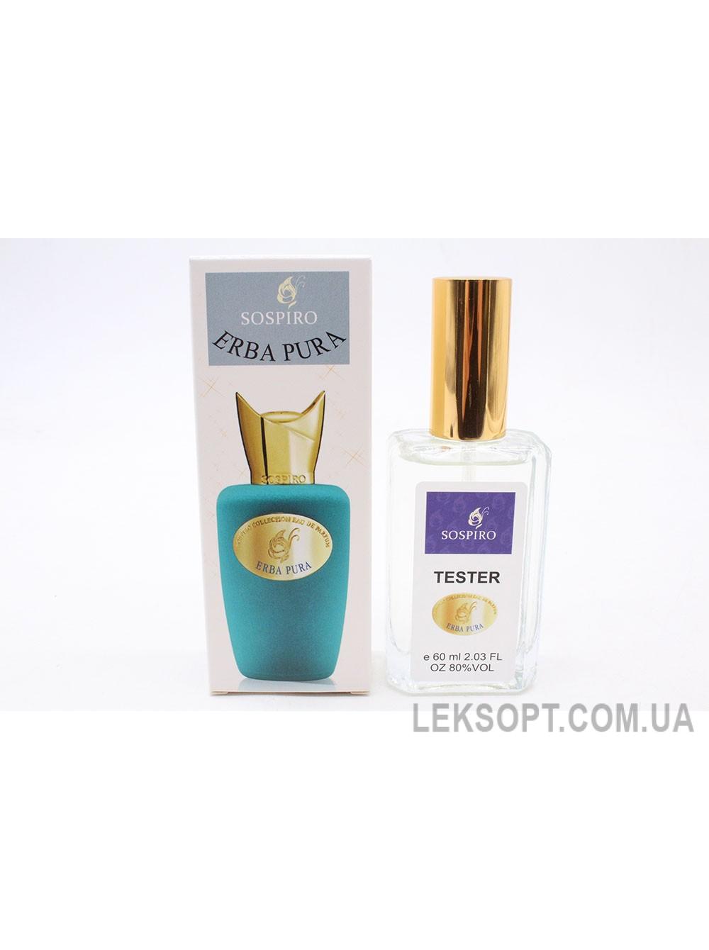Женский парфюм тестер: Erba pura sospiro 60мл