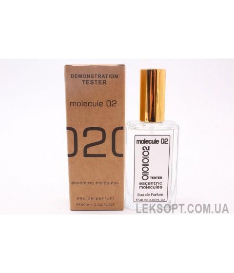 Женский парфюм тестер: Molecule 02 60мл