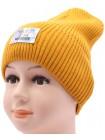 Детская вязаная шапка №003185-52-54