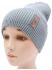 Детская вязаная шапка №012185-54-56