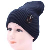 Детская вязаная шапка №023185-54-56