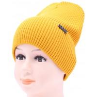 Детская вязаная шапка №027185-54-56